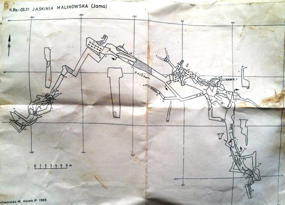 jaskinia-malinowska-mapa