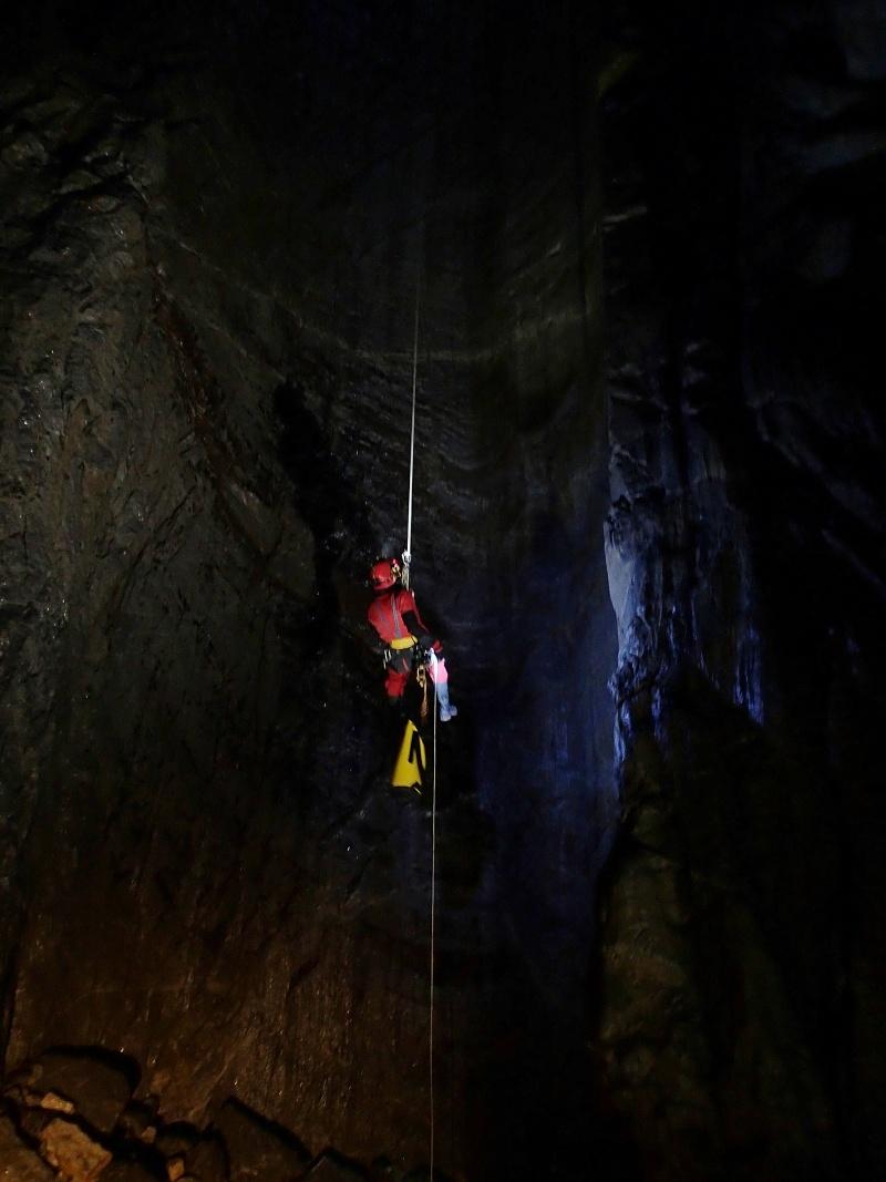 Jaskinia Marmurowa - M. Golicz.