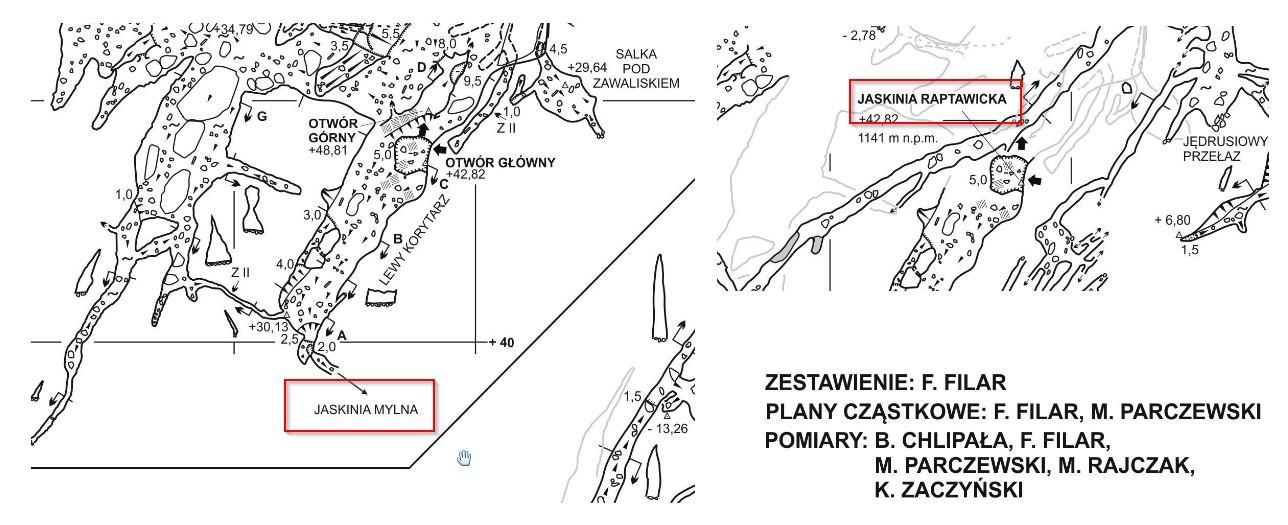 jaskinia-mylna-raptawicka-polaczenie-trawers