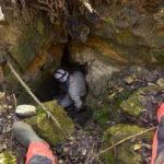 Jaskinia Naciekowa, Jaskinia Moherowych Beretów